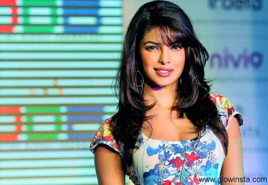 Indias Most Followed Celebrity Priyanka Chopra