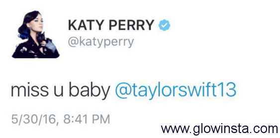 Katy Perry Most Followed on Twitter