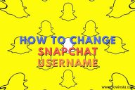How to Change Snapchat Username (Updated – 2020)