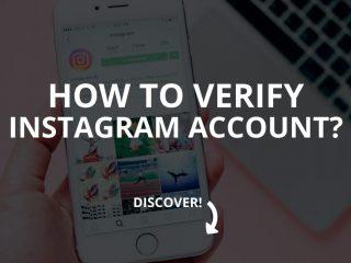 How to Verify Instagram Account (2020)