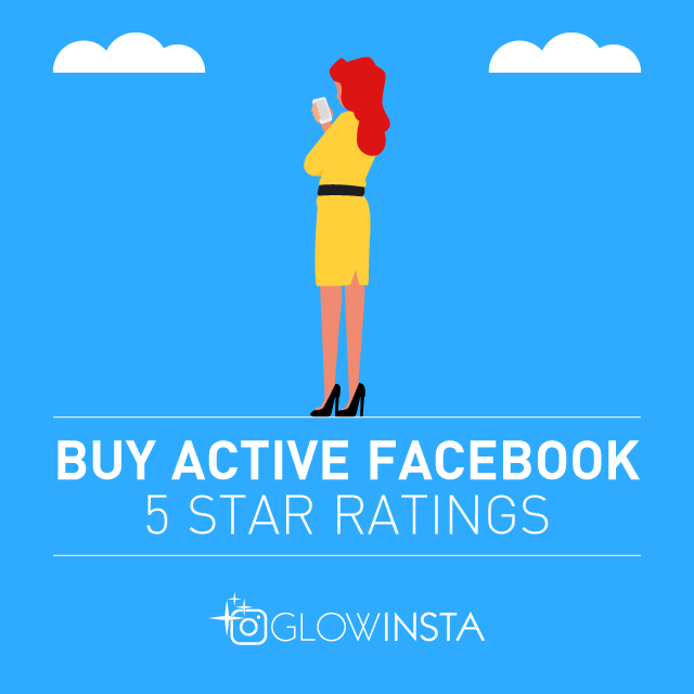 buy active facebook 5 star ratings