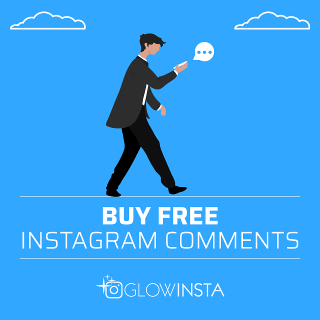 buy free instagram comments
