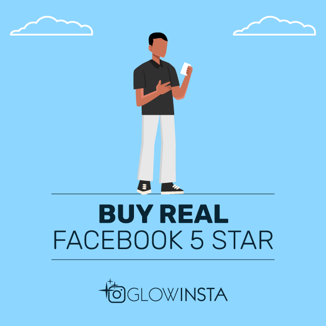 buy real facebook 5 star