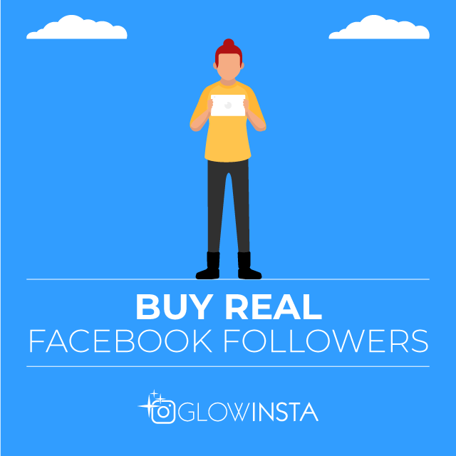 Buy Facebook Followers - 100% Real & Active
