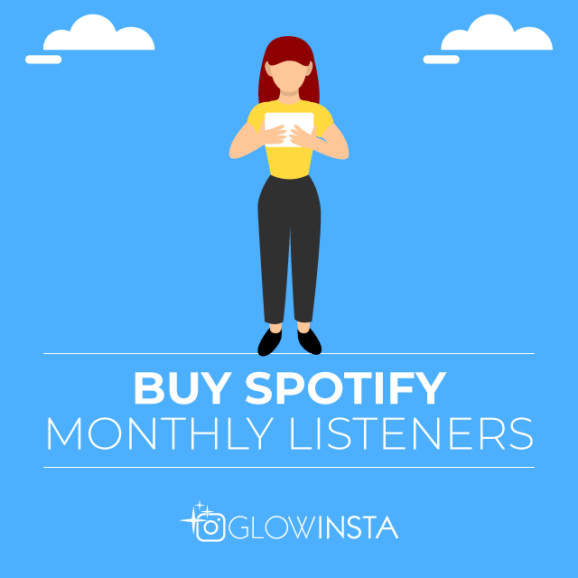 Buy Spotify Monthly Listeners - 100& Real & Active
