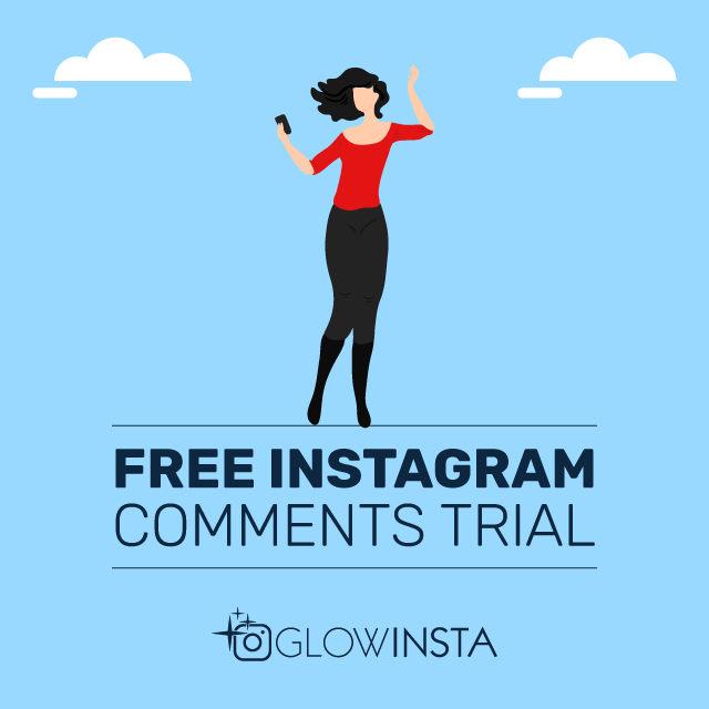 free instagram comments trial