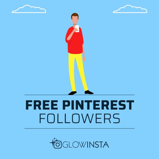 free pinterest followers