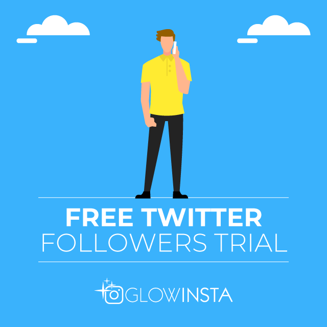 free twitter followers trial