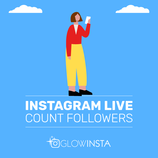 Instagram Live Count Followers