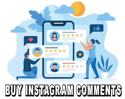 Buy Instagram Comments - Instant Real Comments
