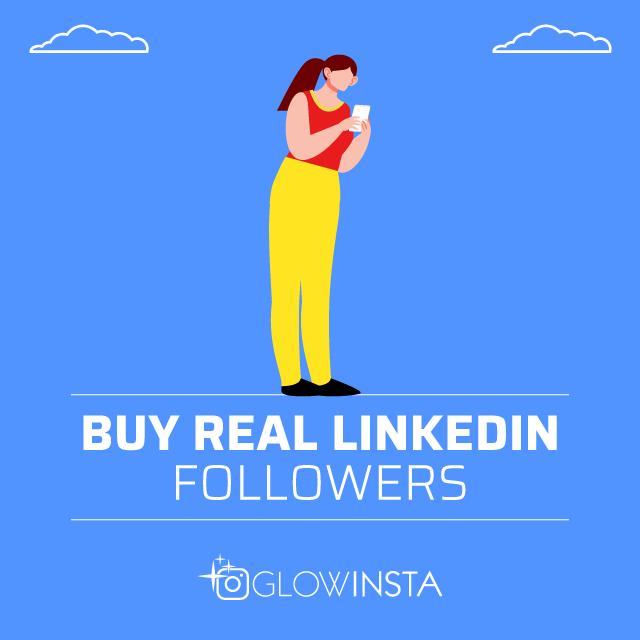 Buy Real Linkedin Followers