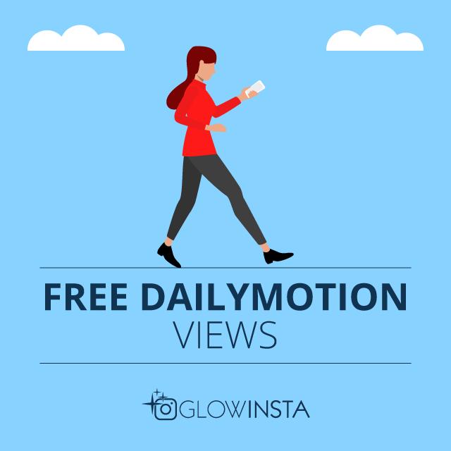 free dailymotion views