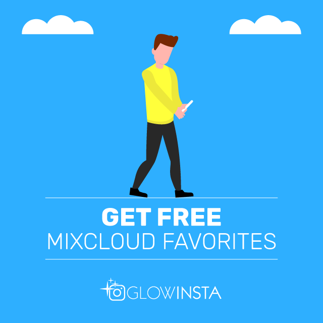 get free mixcloud favorites