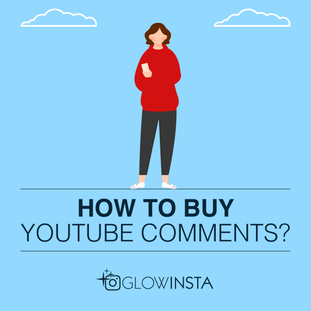 how to buy youtube comments