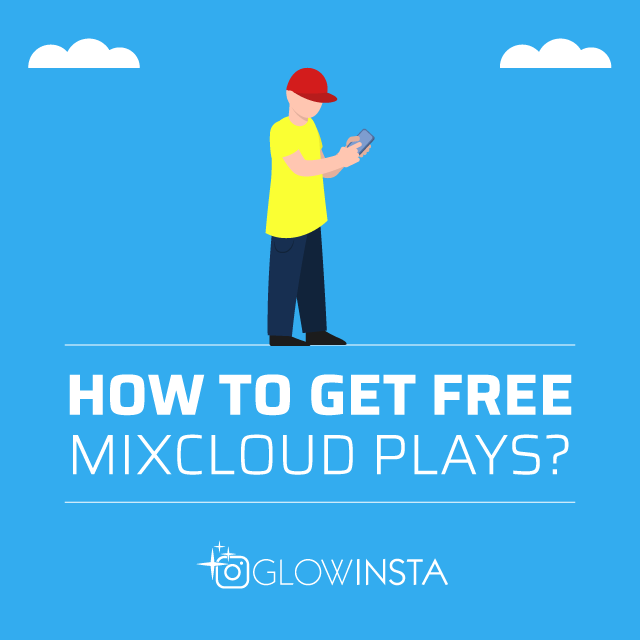 how to get free mixcloud plays